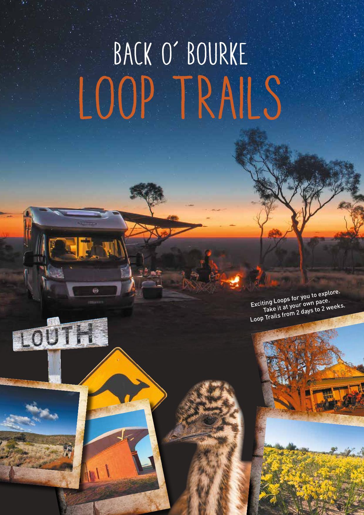 Back O Bourke Loop Trails - Local Tours - Sunshine Garden Bourke Resort
